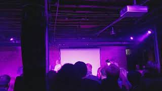 Lil Peep Tribute at Ghostemane/Wavy Jone$ Show (Detroit MI, 11/16/17)