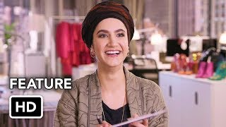 """The Bold Type Season 2 """"Drawing Favorite Moments"""" Featurette (HD)"""