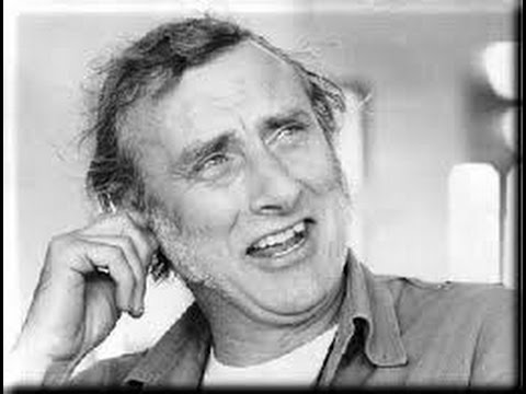 Spike Milligan and Rod McNeil – ABC News interruption