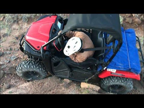Tough 4x4 Trail - Honda Pioneer 500 (Vid #67)