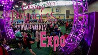 2017 Walt Disney World Princess Half Marathon Expo