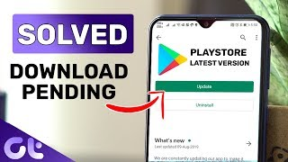 How to Solve Play Store  Download Pending Problem in 2020  | Guiding Tech