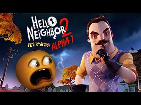 Hello Neighbor 2!   Butt Toucher is Back?!  