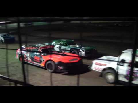 6.4.16--Peoria Speedway---street stock feature