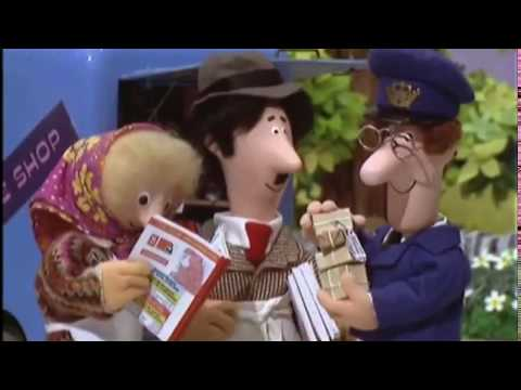 Postman Pat - Postman Pat Has Too Many Parcels (With Original Music)
