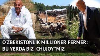 O'zbekistonlik millioner fermer hikoyasi
