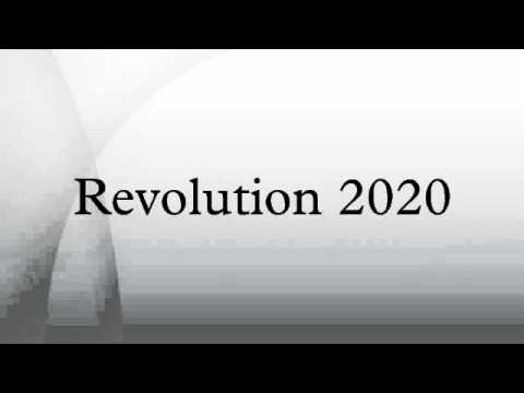 full novel revolution 2020