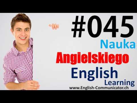 #45 Kurs języka angielskiego Słownictwo English Goleniów Lubań Puławy Warsaw IELTS certificate