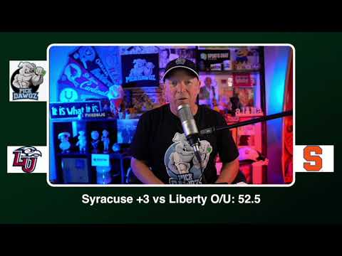 Syracuse vs Liberty Free College Football Picks and Predictions CFB Tips Saturday 10/17/20