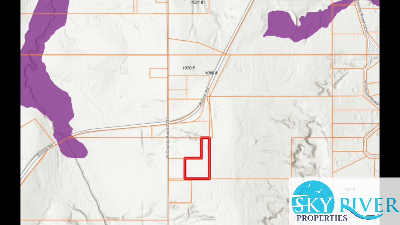 Property for sale 4 acres in Garvin County, Pauls Valley, OK