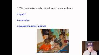 phonics instruction - 1 Overview