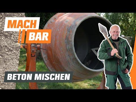 Beton Mischen | OBI