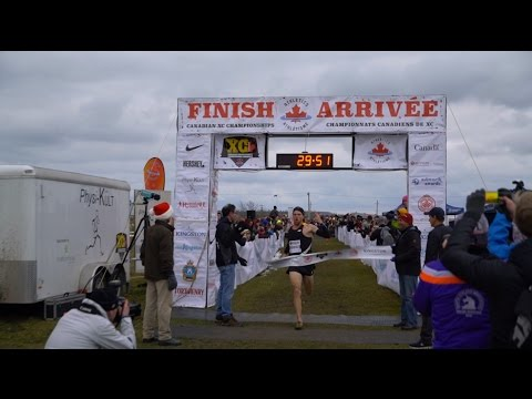 HIGHLIGHTS: Men's 10K - 2016 Canadian Cross-Country Championships