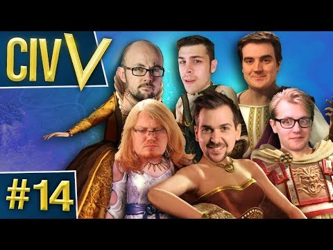 Civ V: Euro Rumble #14 - Nuclear Proliferation (FINAL)