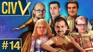 Civ V: Euro Rumble #14 - Nuclear Proliferation (FINAL)