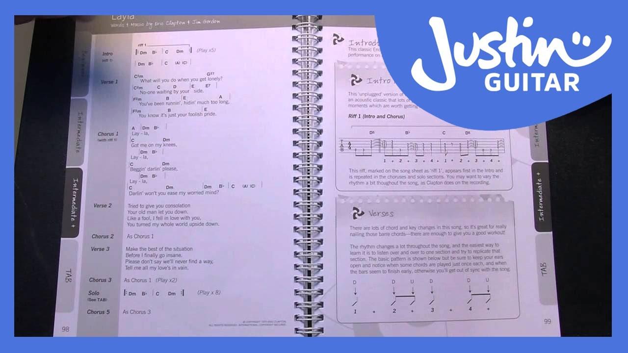 The Justinguitar Beginners Songbook Pdf
