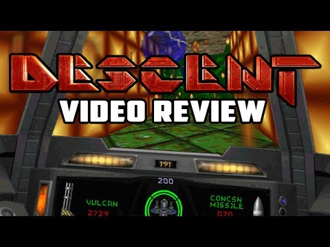 Descent 1 & 2 PC Game Review