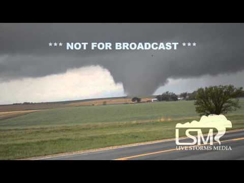 5/6/15 Jamestown, KS; Wedge Tornado *Jeremy Den Hartog HD*