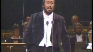 Pavarotti:  Questa o quella