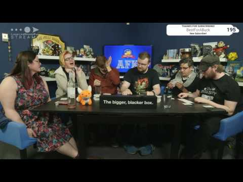 International Tabletop Day 2017 –Cards Against Humanity