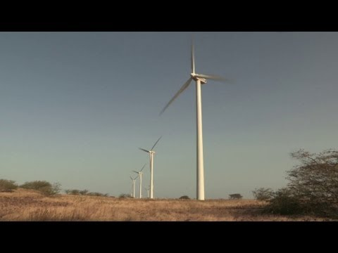 Ashden Award: Cabeolica, Cape Verde, Wind-powered energy security (1 minute version)