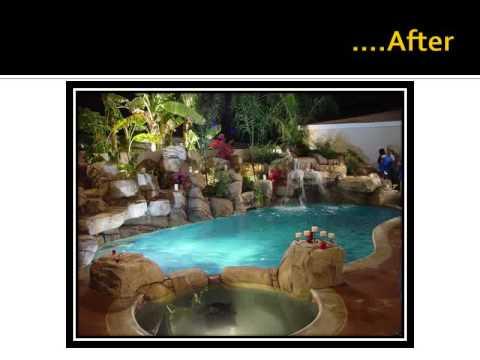 Creative Rock Concepts - Backyard Paradises