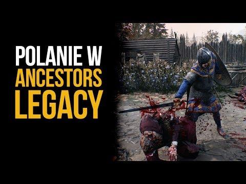 Mieszko I w Ancestors: Legacy - gramy w strategię od twórców Hatred