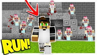 10 GIRLFRIENDS VS 1 BOYFRIEND! (Minecraft Murder Mystery Trolling)