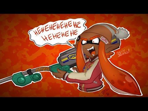 Fancy squids are why Splatoon has no voice chat