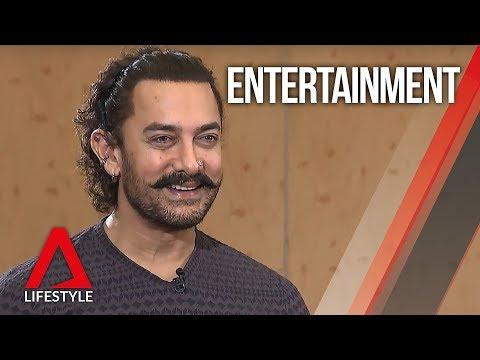 Bollywood Star Aamir Khan Answers Fan Questions