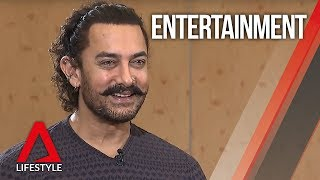Bollywood star Aamir Khan answers fan questions