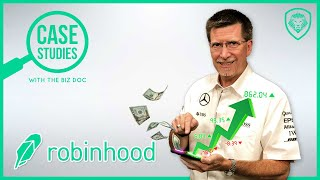 How Robinhood Became the $5 Billion Stock Trading Disruptor - A Case Study for Entrepreneurs
