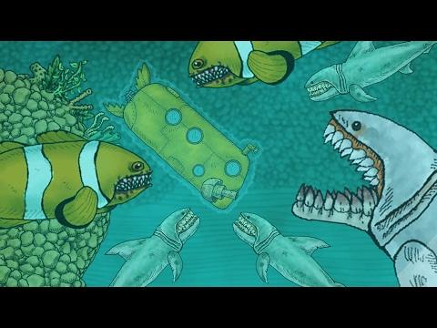 MASSIVE SHARK ATTACK! Demon Finding Nemo Fish? We Need to Go Deeper Gameplay