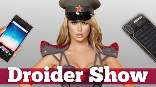 Российский iPhone X за 260К и ВК без музыки | Droider Show #316