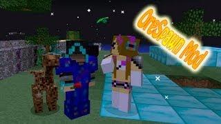 Обзор Мода Minecraft! Самые Безбашенные Мобы! Часть 3 (OreSpawn Mod)№61