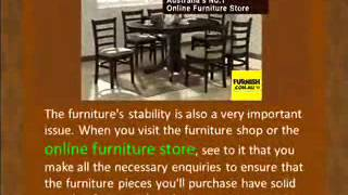 Just A Few Reminders- Buying Wooden Dining Furniture Pieces