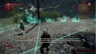 The Witcher 2. Прохождение Часть 60-2 (Проклятье крови) ПР