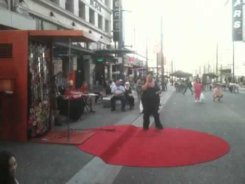 Janis Joplin - Piece of My Heart karaoke at SING!