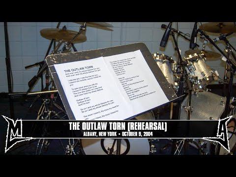 Metallica: The Outlaw Torn (Rehearsal) (MetOnTour - Albany, NY - 2004) Thumbnail image
