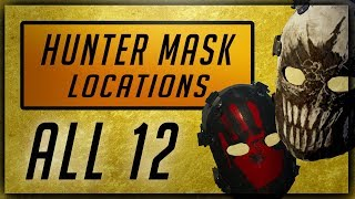 How to unlock ALL 12 Hunter Masks in The Division 2 - Complete Hunter Mask Location Guide