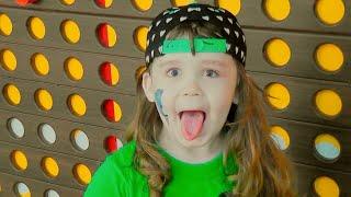 Детская площадка и развлечения для детей - Давид и Игрушки