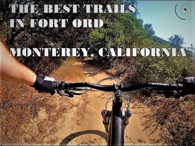 The Best Mountainbiking Trails in Fort Ord#82