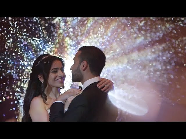 The Most Romantic Coptic Wedding Story | Mina + Carol | Same Day Edit
