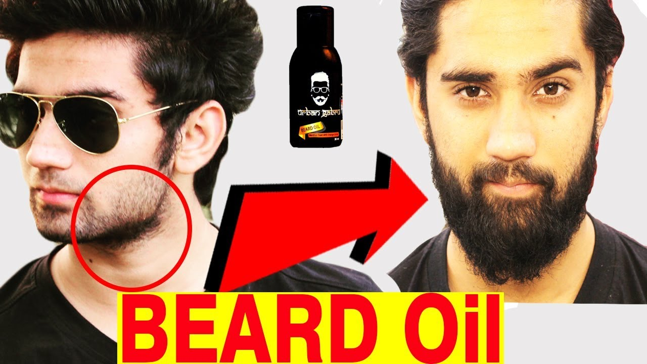How To Use Ly Beard Oil