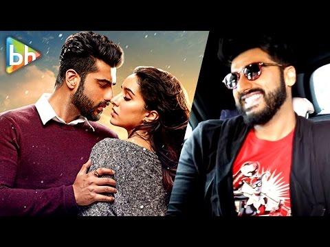 Arjun Kapoor   Half Girlfriend Ka Full Interview   Varun Dhawan   Shraddha Kapoor