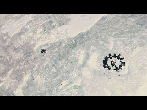Interstellar Docking Scene [HD]