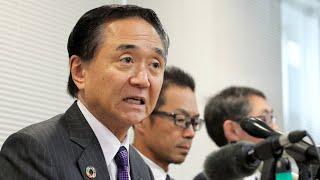 【ノーカット】文書流出、神奈川県の黒岩祐治知事が会見「想定外だった」