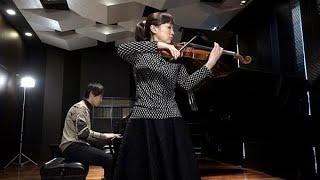 バイオリニスト礒絵里子 20周年のブラームス