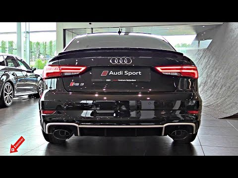 Audi RS3 Sedan 2019 NEW FULL Review Interior Exterior Infotainment