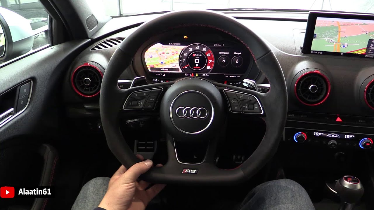 Audi Rs3 Sedan 2019 New Full Review Interior Exterior Infotainment Alaatin61 11 41 Hd